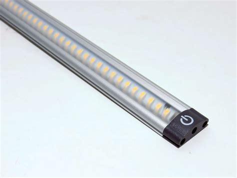 Lichtleiste 72 LED SMD mit Sensorschalter warmweiß