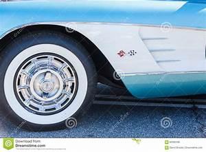 Pneu Flanc Blanc Voiture : pneu flanc blanc sur corvette classique photo ditorial image 83382436 ~ Gottalentnigeria.com Avis de Voitures