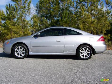 Satin Silver Metallic 2003 Honda Accord Ex V6 Coupe