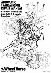 Transmission Hydro Eaton 11 Sm  492-4205 Pdf