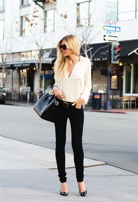 Different Ways Wear Your Skinny Jeans This Fall