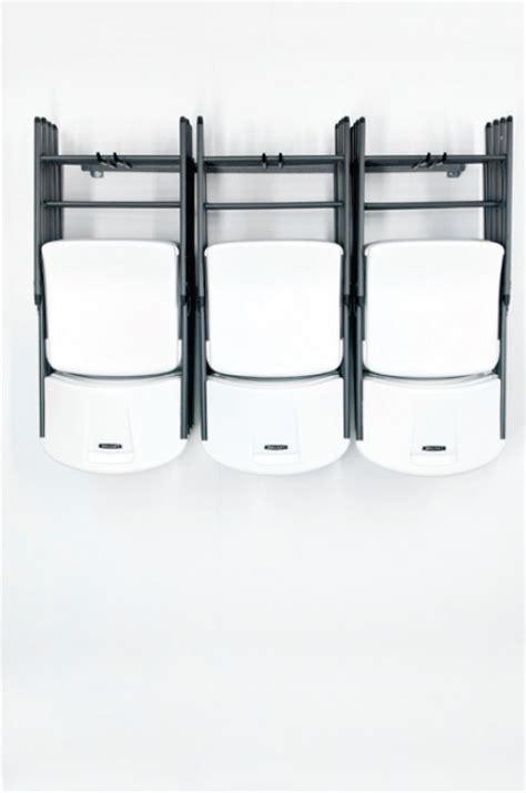 large folding chair racks