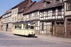 Halberstadt Gotha T57 Tram No 40   Vogtei  Ddr  May 1990