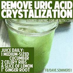 Uric Acid and Joint Pain