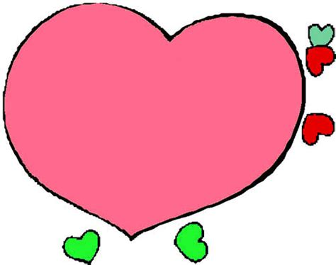 Drawings Of Hearts, Heart Images And Cartoon Love