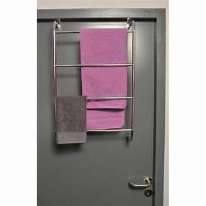 Porte Serviette Pas Cher : porte serviette salle de bain a suspendre achat vente ~ Dailycaller-alerts.com Idées de Décoration