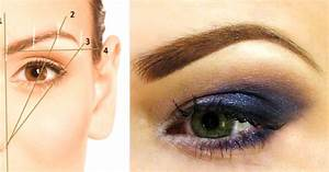 Here's The Perfect Guide to DIY Eyebrow Shaping! – Cute