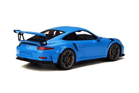 Porsche Model Cars by Porsche 911 991 Gt3 Rs Model Car Collection Gt Spirit