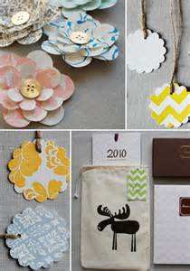 Paper Crafts Gift Tags