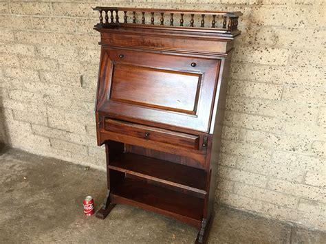 solid wood secretary desk solid wood secretary desk