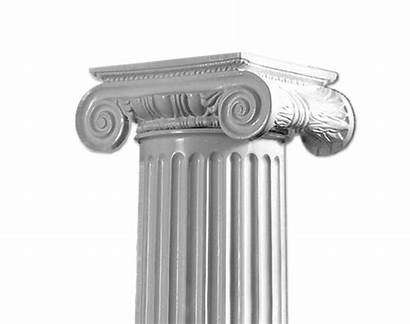 Columns Roman Column Ionic Capital Stone Specifications