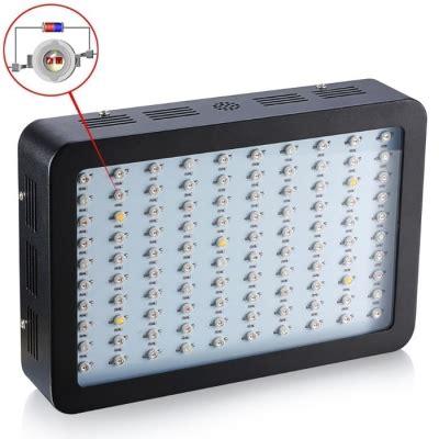 black led grow light 1000w led grow light full specturm 100 leds 13000lm