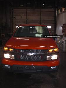 2006 Chevrolet Colorado 4x2 With 2  8 Liter Motor And 5