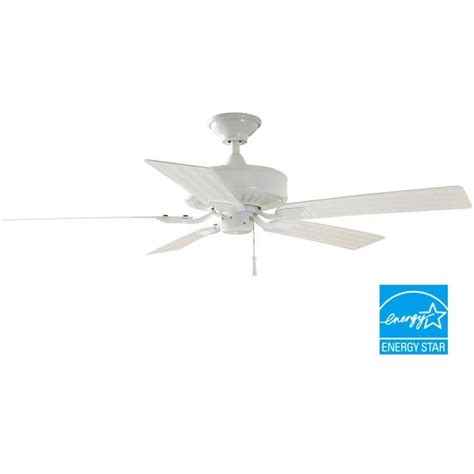 ceiling fan manual hton bay barrow island 52 in indoor outdoor white