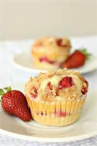 Strawberry Cream Cheese Muffins