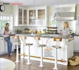 kitchen island bar height counter vs bar height centsational