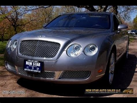 bentley continental flying spur  service light