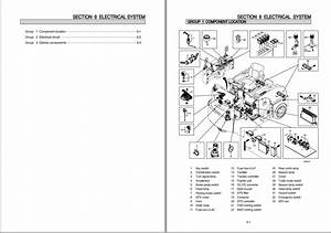 Hyundai Forklift Trucks Service Manual Updated  09 2020