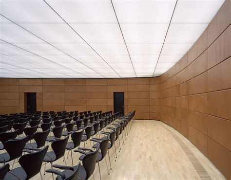 Translucent Ceiling Panels by Deloitte Touche Tohmatsu Douglas Architectural