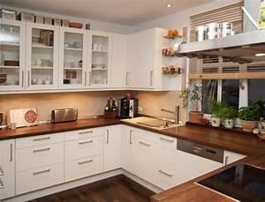 Weiße Arbeitsplatte Küche : wei e k che dunkle arbeitsplatte wandfarbe google suche unbedingt kaufen pinterest wei e ~ Sanjose-hotels-ca.com Haus und Dekorationen
