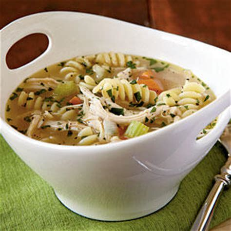 cooking light chicken noodle soup chicken noodle soup and healthy comfort food