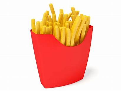 Fries French Clipart Clip Mcdonald Friese Clipground