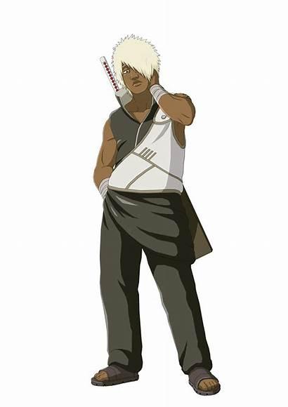 Naruto Shippuden Ninja Darui Ultimate Storm Personnages