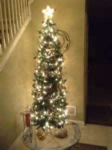 7ft Pencil Slim Christmas Tree by Pencil Tree Pencil Trees Pinterest Holidays And