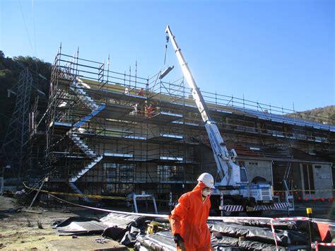 asbestos removal  demolition tasmania mendelssohn
