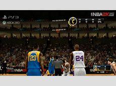 NBA 2K15 Screenshots Xbox 360 & PlayStation 3 NLSC