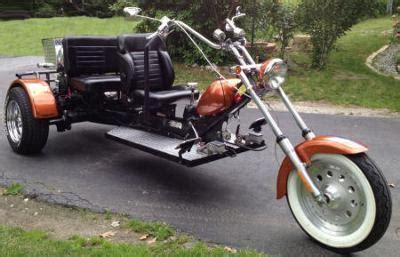 vw trike  sale  owner autos weblog