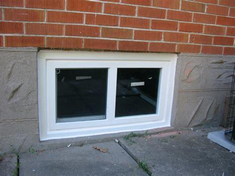 Basement Windows Toronto Basement Awning Window