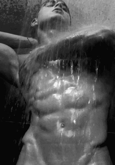 Guys In The Shower - trashyprinces it s harder to breath when showering by