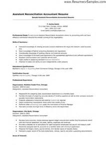 resume of accountant assistant accounting assistant resume sles 2015 let me help you with various resume exles about the