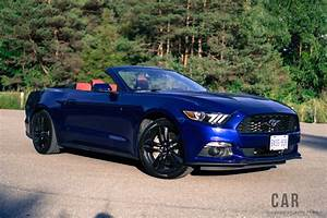 Review: 2016 Ford Mustang EcoBoost Convertible | Canadian Auto Review