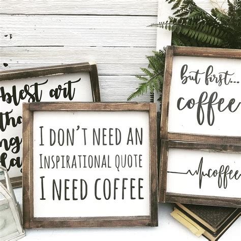 Enjoy reading and share 50 famous quotes about i need coffee with everyone. I Don't Need an Inspirational Quote, I need Coffee | Need coffee, Inspirational quotes, Inspiration