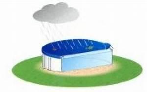 bache hiver pour piscine hors sol ronde o55m With bache hivernage piscine hors sol ronde