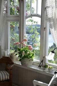 Ideen Fürs Küchenfenster : fensterbank deko stilvolle deko ideen f r die fensterbank fensterbank deko fensterb nke und ~ Markanthonyermac.com Haus und Dekorationen