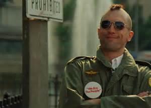 Robert De Niro Taxi Driver 1976