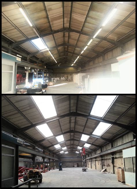 industrial commercial sheeting and cladding repair yorkshire