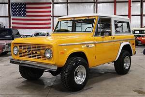 1972 Ford Bronco | GR Auto Gallery
