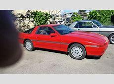 1989 Toyota Supra Sports car for sale