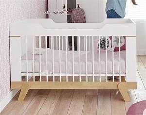 Babybett Zum Mitwachsen : lifetime babybett massive birke umbaubar zum juniorbett monina ~ Whattoseeinmadrid.com Haus und Dekorationen