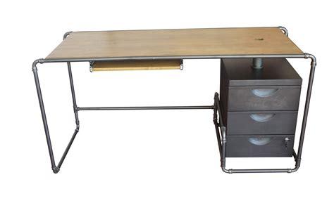 le bureau industrielle création industrielle atelier vintage mobilier