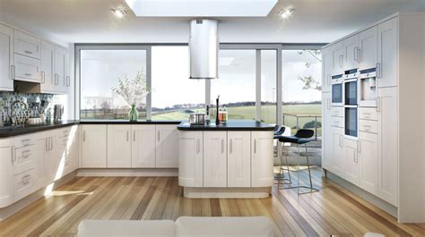 ivory shaker kitchen cabinets shaker ivory our kitchens kitchens 4886