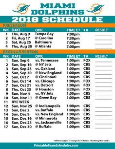 printable  ny giants football schedule printable