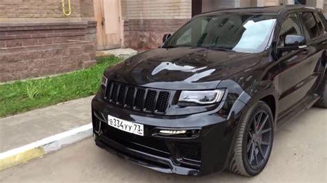 Jeep Grand Cherokee Srt Hellcat 2017