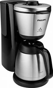 Kaffeemaschine Auf Rechnung : philips kaffeemaschine hd7697 90 intense aromaselect mit thermokanne schwarz online kaufen otto ~ Themetempest.com Abrechnung