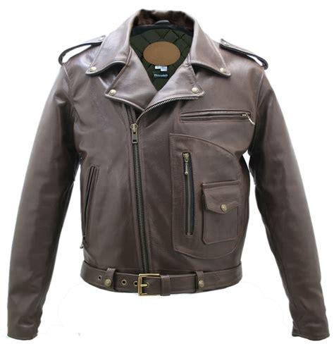 leather motorcycle jacket hillside usa men 39 s leather jackets