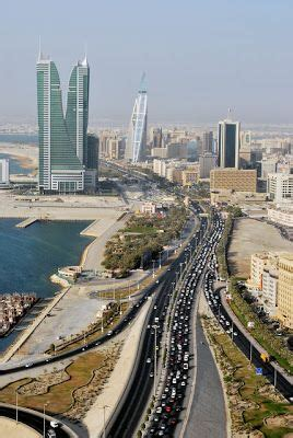 Pin on Manamah: The Emerging Capital City of Bahrain with ...